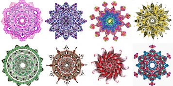 PERSONALITY TEST: Which Mandala sign describes you?