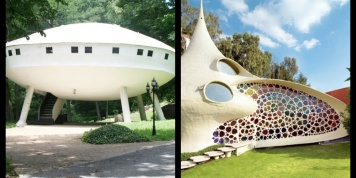 10 Most bizarre houses around the world! They're INCREDIBLE!