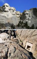 Secrets that are hidden in monuments! 13