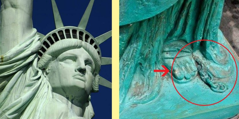 10 Mysteries of famous landmarks and icons that most of people don't know about!