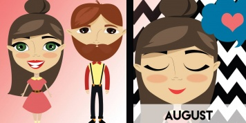 10 Things to expect when in a relationship with an August born