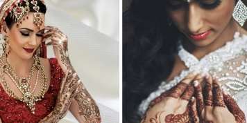 10 Inspiring bridal Henna designs for your wedding day