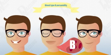 What is your personality based on your blood type? BLOOD TYPE B