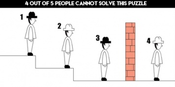 INTELLIGENCE TEST: Only those with a higher IQ are able to solve these 4 riddles …