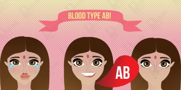 What is your personality based on your blood type? BLOOD TYPE AB!