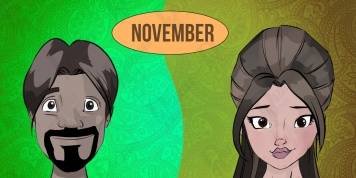 There are 4 types of people born in NOVEMBER. Which one are you?