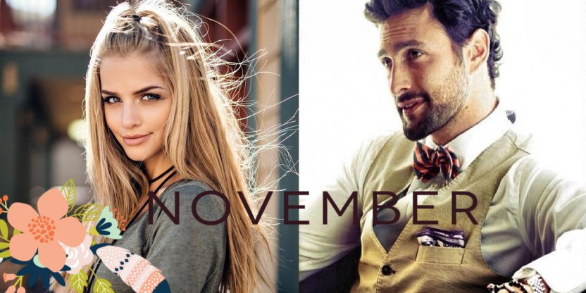 10 Things to expect when in a relationship with a November born