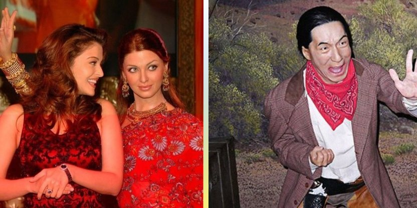 9 WORST wax figures of the stars!