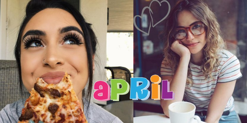 Everything you need to know about APRIL born WOMEN!