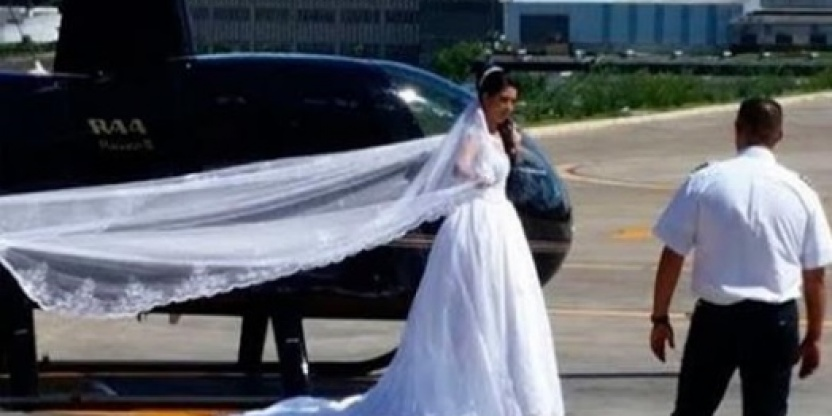 Bride dies on her wedding day. These were her last minutes...