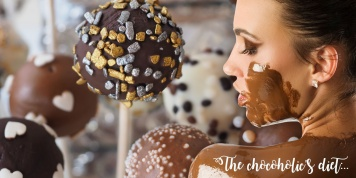 The chocoholic's diet: a diet filled with only CHOCOLATE but can still shed of those pounds...