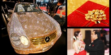 10 Most expensive gifts ever given!