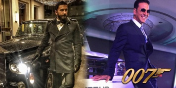 6 Bollywood actors best to play James Bond!