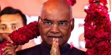 Ram Nath Kovind elected as India's 14th President with a win never seen before!