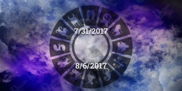 Horoscope for the week: July 31,2017 - August 6,2017