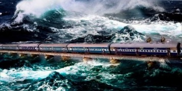 8 Most dangerous railway lines in the world that only few people would dare to try!