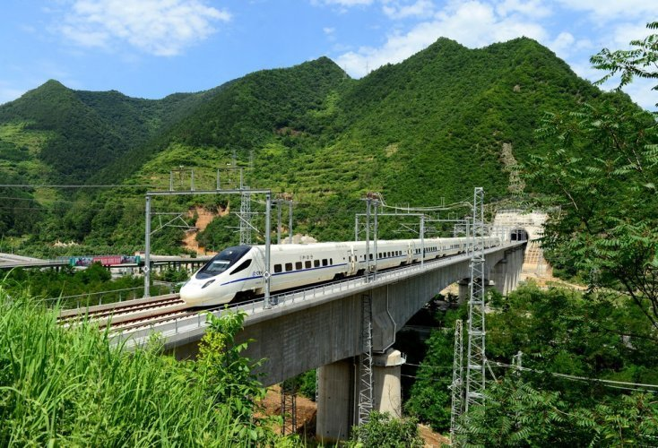 8 Most dangerous railway lines in the world that only few people would dare to try! 1