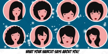 What your haircut says about you!
