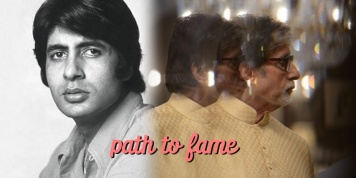 PATH TO FAME: Amitabh Bachchan