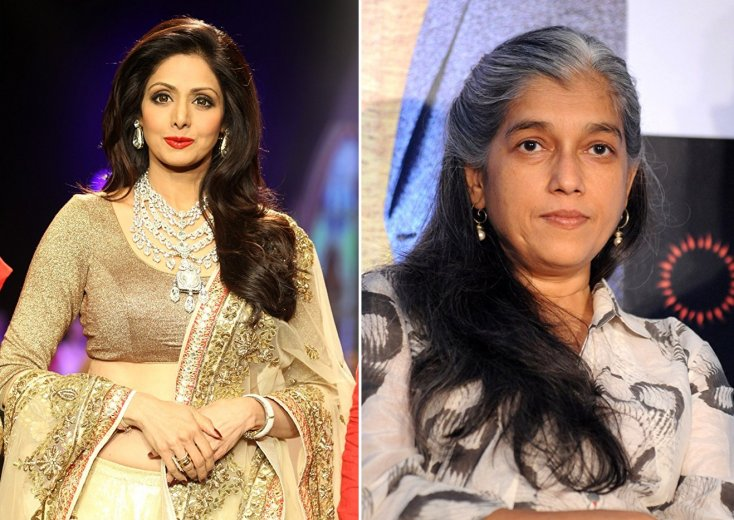 Image result for Sridevi and Ratna Pathak Shah