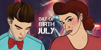 The personality of people based on their day of birth - JULY!