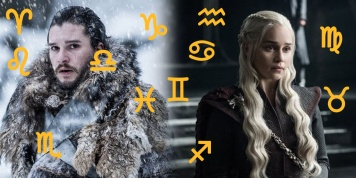 """Game of Thrones"" characters according to the zodiac sign!"
