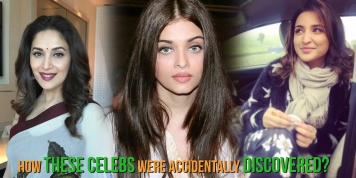 How these celebs were accidentally discovered?!