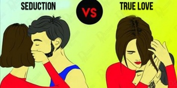 Lust vs True love. What is the difference?