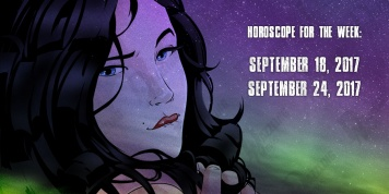 Horoscope for the week: September 18, 2017 - September 24, 2017