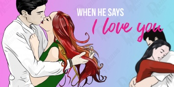"What does he mean when he says ""I LOVE YOU"", according to his ZODIAC sign..."