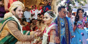The most expensive and amazing Indian weddings!