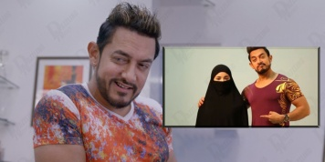 Aamir Khan's wife did not want him to play the role in Secret SuperStar?!!!