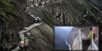 These are 9 most dangerous roads in the world...