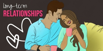 8 Things that happen only in long-term relationships!
