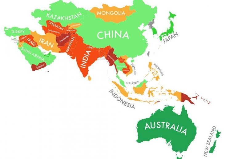 According To Experts These Are The Countries That Can