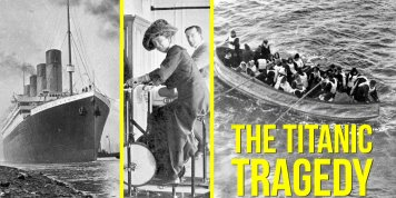 What happened to the bodies of people on the Titanic disaster!!