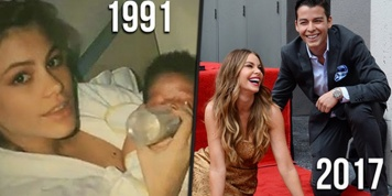 8 Celebrities that were teenage mothers and many did not know about it...
