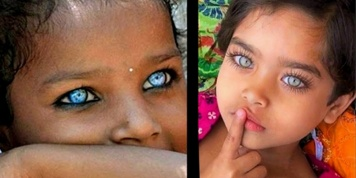 10 People with the most beautiful eyes in the world...