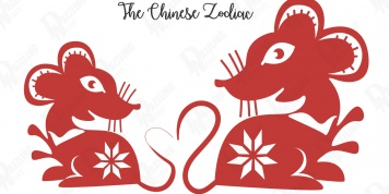The Chinese zodiac Rat!