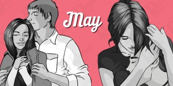 May: What does your birth date reveal about your love life?