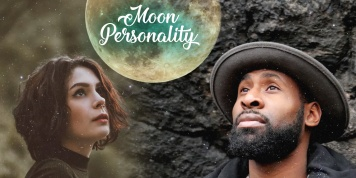 "Find out your ""moon personality"" and check what it says about your life goals!"