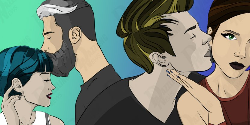 9 Gestures that only men in love do...