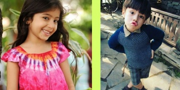 Bollywood famous child actors!