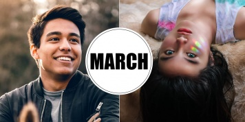 Indian astrology of men and women born in MARCH!
