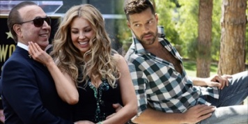 Thalia's husband destroyed the love life of Ricky Martin and almost nobody knew...