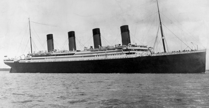Scientists discover remains of the Titanic. See how it looks... 1