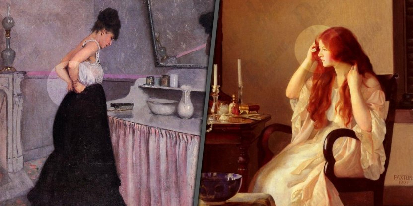 7 Disgusting things women did in past...
