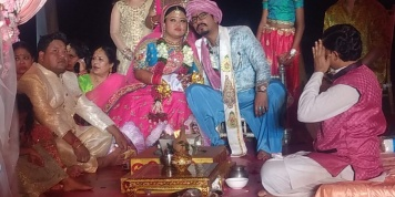 Bharti Singh and Haarsh Limbachiyaa finally tied the knot!