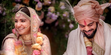 The Anushka Sharma-Virat Kohli love story!