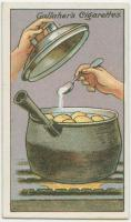 4. A hint when boiling potatoes